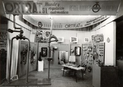 1961 - 12 Feria de muestras de Bilbao