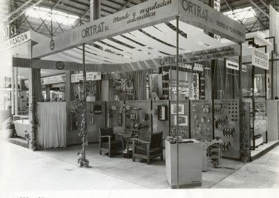 1961 - 29 Feria oficial e internacional de muestras en Barcelona